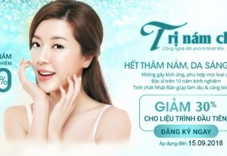 Điều trị dứt điểm nám chân sâu tại VTM Gangnam TPHCM