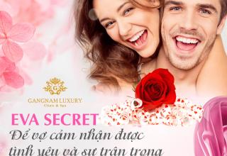 """Mừng quốc tế phụ nữ 8/3 siêu ưu đãi """"vũ khí bí mật"""" EVA SECRET"""