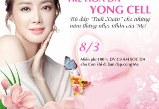 Trẻ Hóa Căng Da Yong Cell – Món quà thanh xuân vô giá